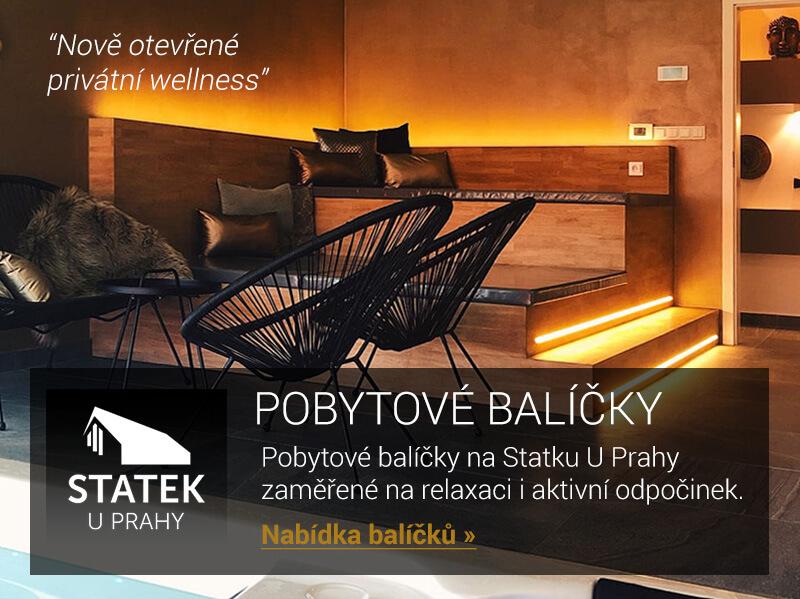 Balíčky Statek U Prahy